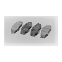 TOYOTA HILUX VIGO 2WD DISC PADS