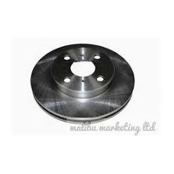 MAZDA 626 LX/ FORD TELSTAR  FRONT ROTOR DISC