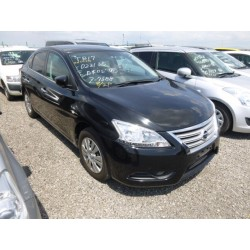 NISSAN SYLPHY 2015 in Transit
