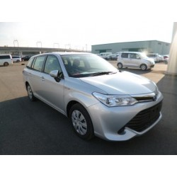 TOYOTA COROLLA FIELDER 2016 DUE 15TH APRIL 2018