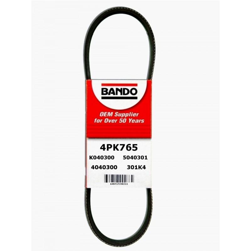 4pk765 Fan Belt Malibu Marketing Ltd