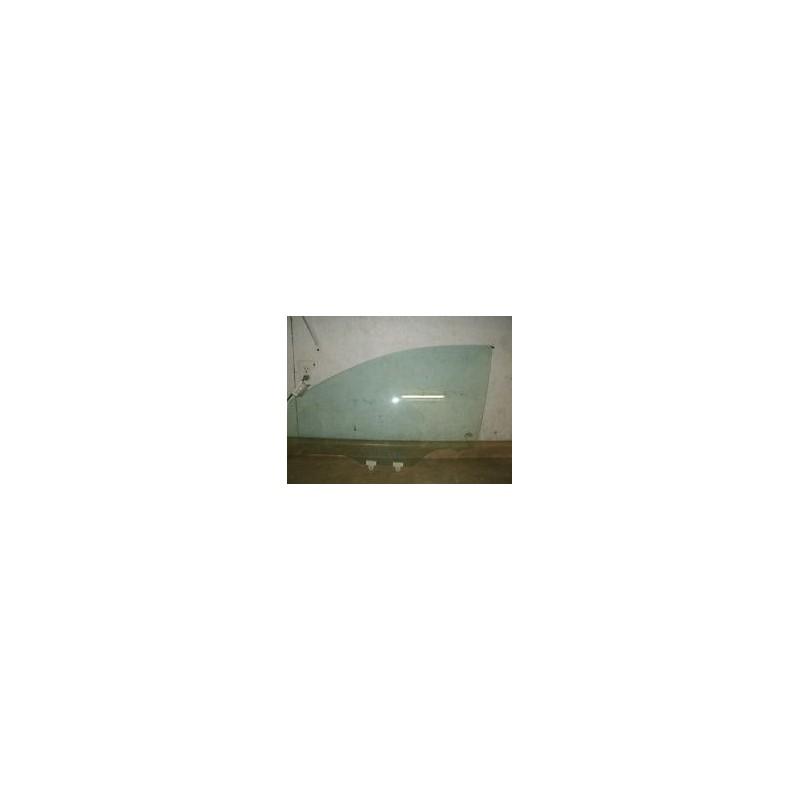 Tiida Front Door Glass Lh Used Malibu Marketing Ltd