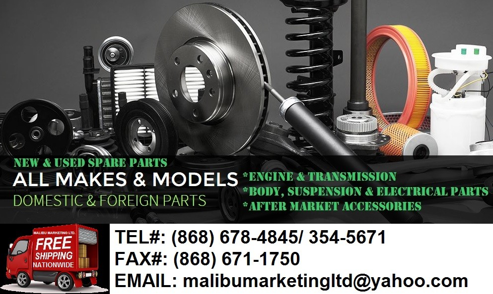 New & Used Spare Parts
