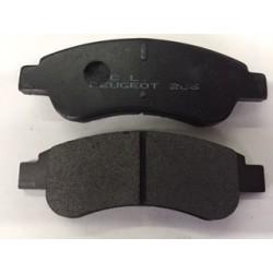 PEUGEOT 206 NEW MODEL DISC PADS