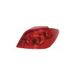 PEUGEOT 307 HATCHBACK TAIL LAMP RH USED