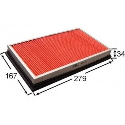 NISSAN B15 FUEL INJECTED TYPE  AIR FILTER