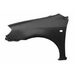 TOYOTA COROLLA NZE121 2001 FRONT FENDER LH W/O HOLE