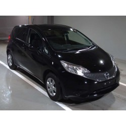 NISSAN NOTE X 2016 in Transit