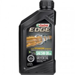 CASTROL EDGE 5W-30 ENGINE OIL QT
