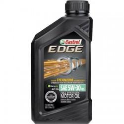 CASTROL EDGE 5W-30 ENGINE OIL QT