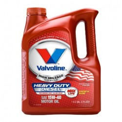 VALVOLINE 15W-40 HD DIESEL ENGINE OIL GALLON