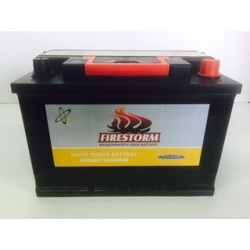 FIRESTORM DIN66 MF BATTERY