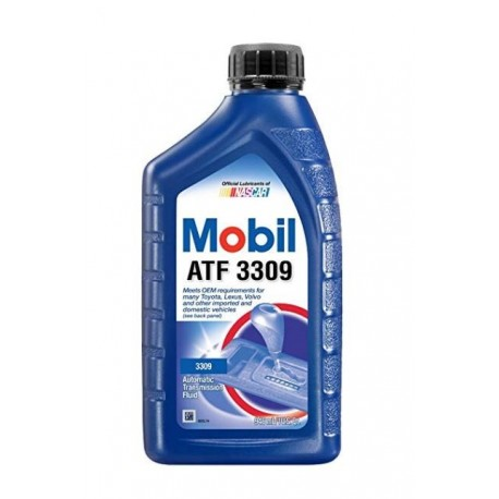 MOBIL ATF 3309 AUTOMATIC TRANSMISSION FLUID