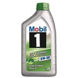 MOBIL 1 5W-30 ESP  ENGINE OIL QT