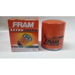 FRAM PH6355 4D56 MITSUBISHI OIL FILTER