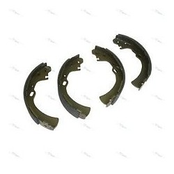 E24 CARAVAN REAR BRAKE SHOES