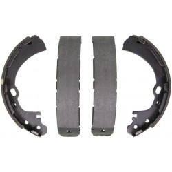 WAGNER FRONTIER D22  BRAKE SHOES