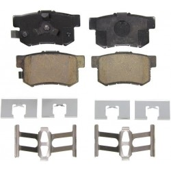 WAGNER CR-V RE 2012 REAR DISC PADS