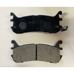 MAZDA 626 GD REAR DISC PADS