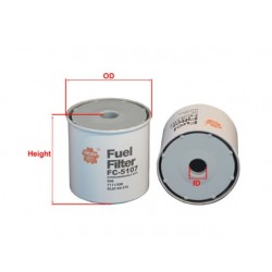 FUEL FILTER TRACTOR