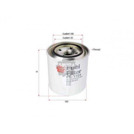 SAKURA FC-1701 MAZDA B25 FUEL FILTER