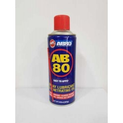 ABRO AB 80 MULTI USE SPRAY LUBRICANT
