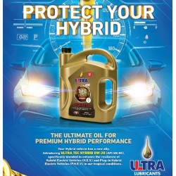 NP TECH 10W-30 FULLY SYNTHETIC ENGINE OIL QT