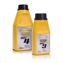 PLATINUM DOT 3 BRAKE FLUID 250ML