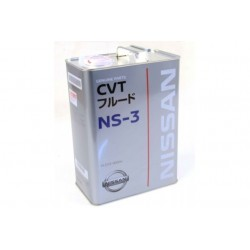 NISSAN NS-3 CVT CONTINUOUSLY VARIABLE TRANSMISSION FLUID GALLON