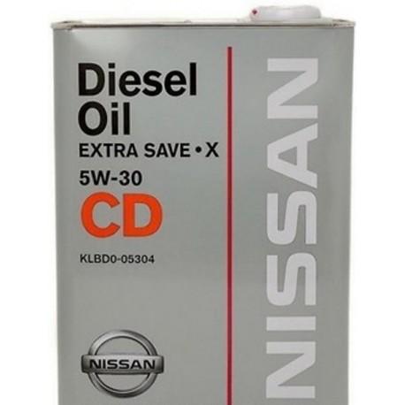 NISSAN CD 5W-30 DIESEL ENGINE GALLON