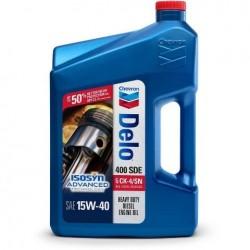 CHEVRON DELO 15W-40 ENGINE OIL GALLON