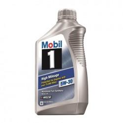 MOBIL 1 5W-30 ENGINE OIL QT
