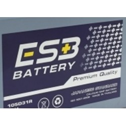 FIRESTORM NS40ZL MF BATTERY