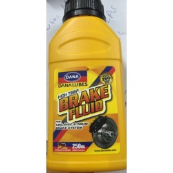 DANA DOT 3 BRAKE FLUID 250ML