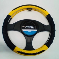 STEERING WHEEL COVERS YELLOW