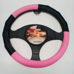 STEERING WHEEL COVERS PINK