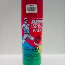ABRO SPRAY PAINT REGULAR RED 400 ML
