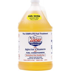 LUCAS FUEL TREATMENT UPPER CYLINDER LUBRICANT INJECTOR CLEANER 3.75L GALLON