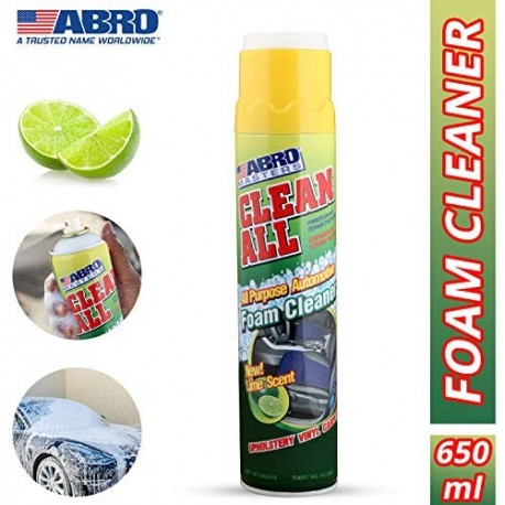 ABRO CLEAN ALL FOAM LIME