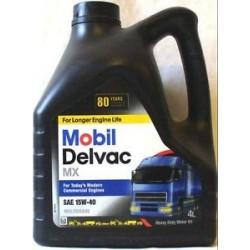 MOBIL 15W-40 DELVAC DIESEL ENGINE OIL GALLON