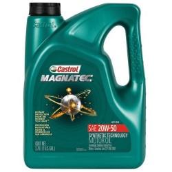 CASTROL MAGNATEC 20W-50 GALLON