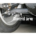 SERVICE CONTROL ARM (REMOVE & REPLACE ONE ONLY)