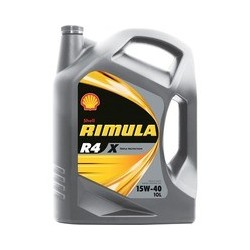 SHELL RIMULA R4 15W-40 GALLON