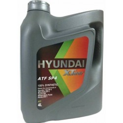 X-TEER ATF SP4 SYNTHETIC 4L