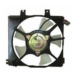RADIATOR FAN ASSEMBLY SENTRA B14