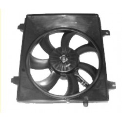 RADIATOR FAN ASSEMBLY MATRIX