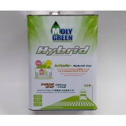 MOLYGREEN 0W-20 HYBRID ENGINE OIL 4L GALLON