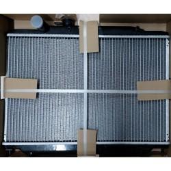 RADIATOR 2 CORE NISSAN E25 AUTOMATIC GAS ENGINE KA24