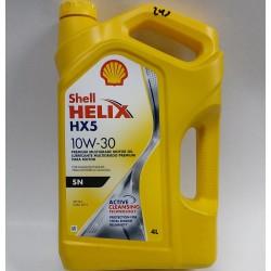 SHELL HELIX HX5 10W30 ENGINE OIL GALLON