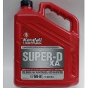 KENDALL SUPER-D XA 15W-40 (EXTENDED PROTECT) DIESEL ENGINE OIL GALLON